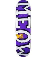 Meow Skateboards Meow Skateboards I Logo I Purple