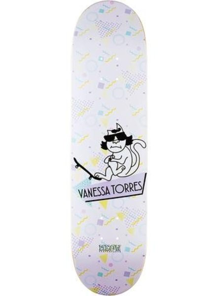 Meow Skateboards Meow Skateboards I Vanessa Torres Cool Cat