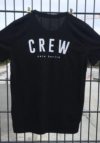 nais berlin I Crew Shirt I Black
