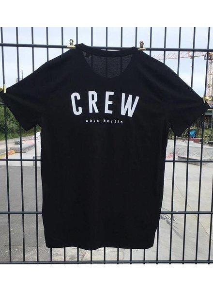 nais berlin nais berlin I Crew Shirt I Schwarz