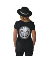 Zealous Zealous I Tropical Gypsy T-Shirt I Black