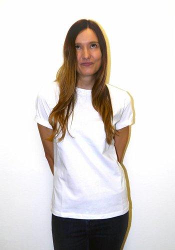 Cleptomanicx I Ligull T-Shirt I Weiß