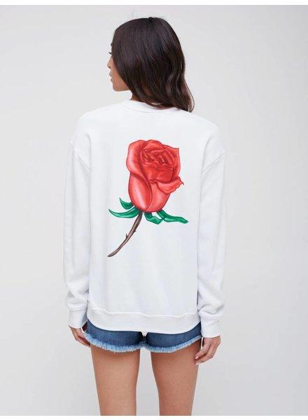 Obey Obey I Slauson Rose I White