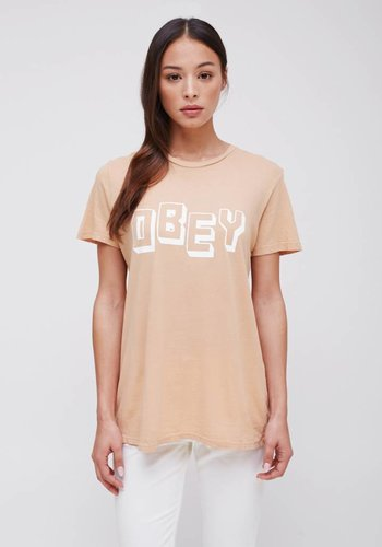 Obey I Obey New World I Beige