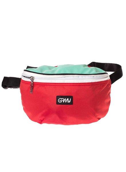 GRMY Wear Grimey I  Mangusta V8 Funny Pack I red