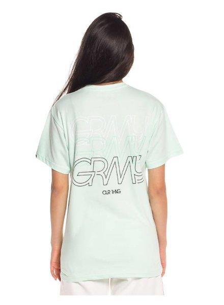 GRMY Wear Grimey I Mangusta V8 Tee I Green