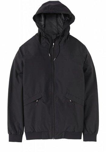 Cleptomanicx I Simplist Jacket I Black