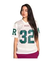 GRMY Wear Grimey I Jade Lotus Fotball Jersey I White