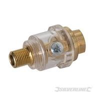 Silverline Mini perslucht filter