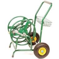 Slangen/haspelwagen 2 wielen 9706306 gemakkelijk verrijdbar