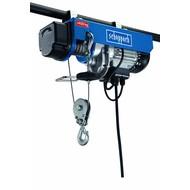 Scheppach Elektrische lier katrol HRS400