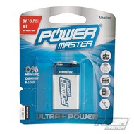 Silverline 9 V super alkaline batterij 6LR1