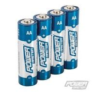 Silverline AA super alkaline batterij LR6, 4 pk.