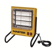 Master Climate Solutions MASTER INFRAROOD HEATER TS-3A