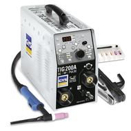 GYS GYS LASINVERTER GYSMI TIG 200 DC HF FV 16A
