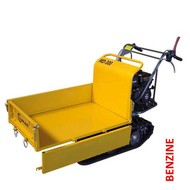 Lumag mini rupsdumper MD300