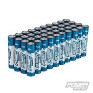 AAA super alkaline batterij LR03, 40 pk pro
