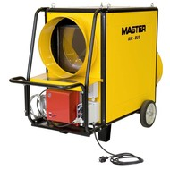 Master Climate Solutions INDIRECTE DIESEL HEATER BV 310 FS