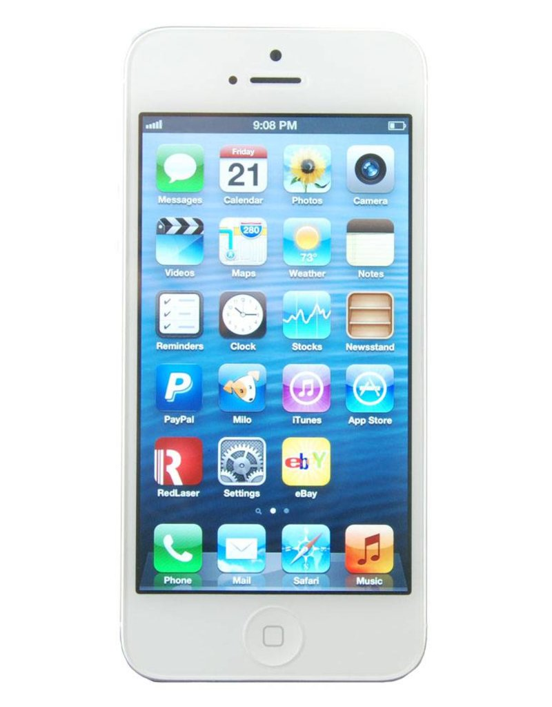 Apple iPhone 5 32GB White / Silver