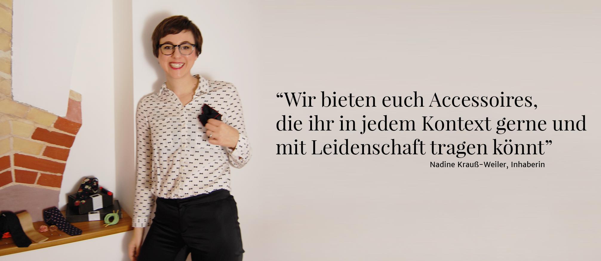 Toffster Nadine krauss-Weiler