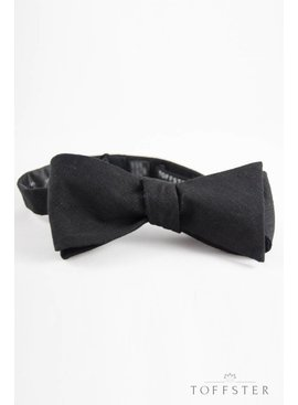 Toffster Bow tie linen back