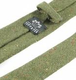 Toffster Tie | Wool | Green