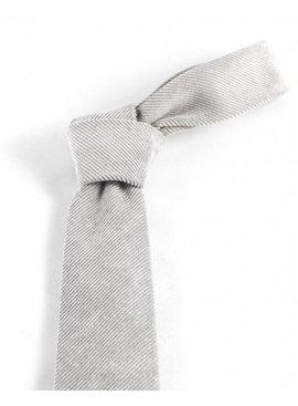 Toffster Krawatte Grau Cord