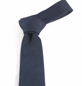 Toffster Cotton tie blue