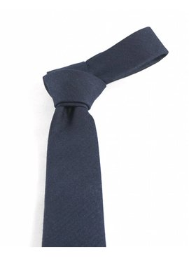 Toffster Cotton tie blue