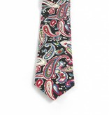 Toffster Krawatte | Baumwolle | Bunt | Paisley