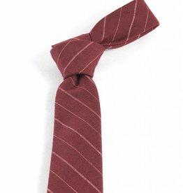 Toffster Cotton tie red