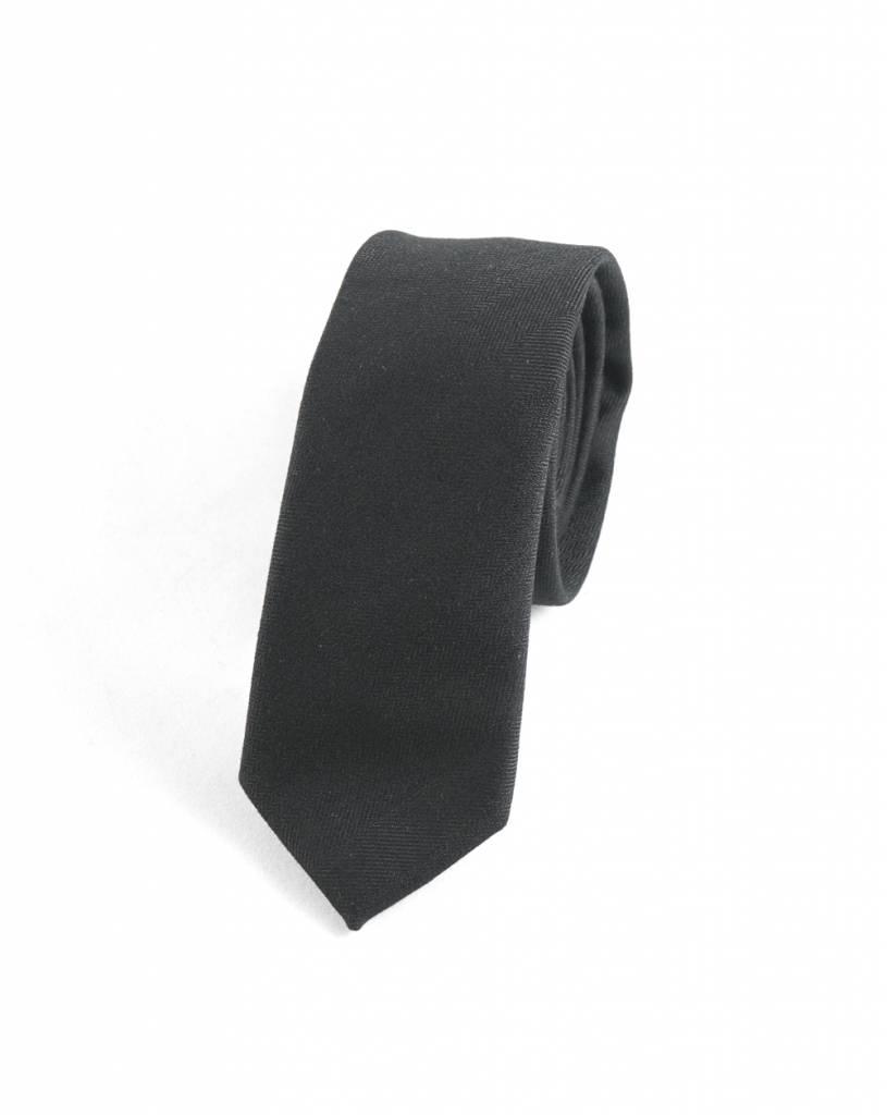 Toffster Cotton tie blck