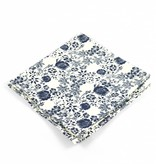 Toffster Pocket Square | Cotton | White