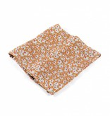 Toffster Pocket Square | Cotton | Brown