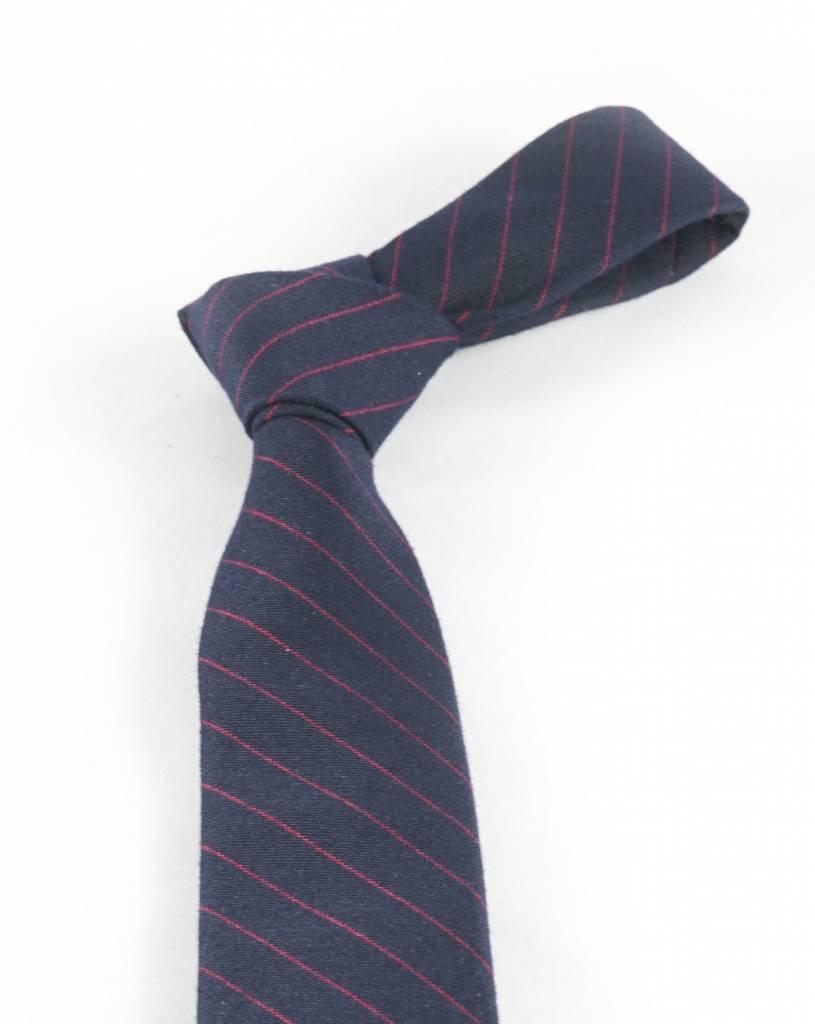 Toffster Krawatte | Blau | Streifen