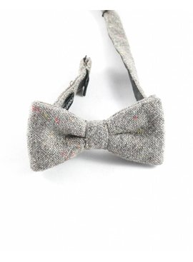 Toffster Bow tie grey