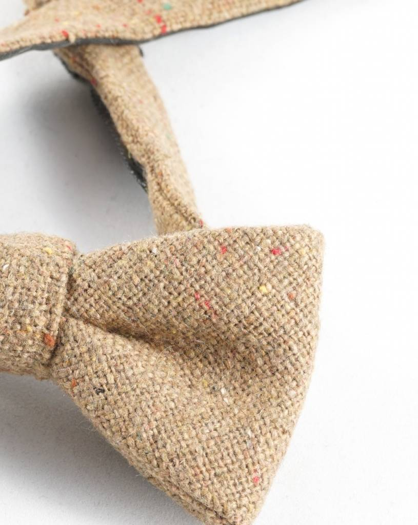 Toffster Bow tie | Wool | Brown