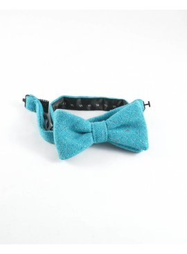 Toffster Bow tie blue cyan