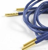 Toffster Shoelaces blue