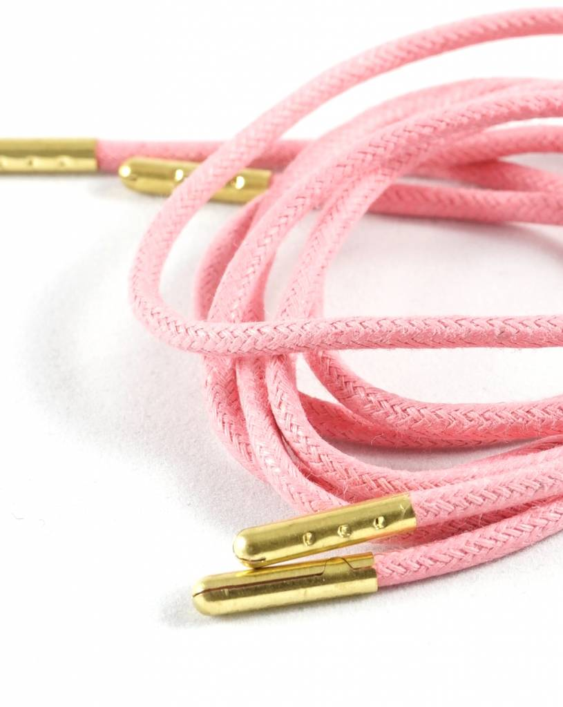 Toffster Shoelaces pink