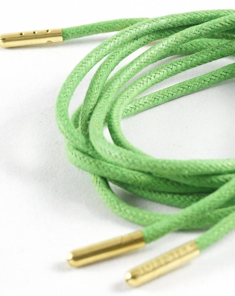 Toffster Shoelaces green