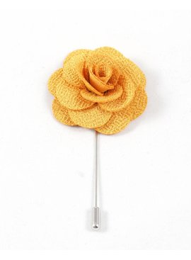 Toffster Boutonniere yellow