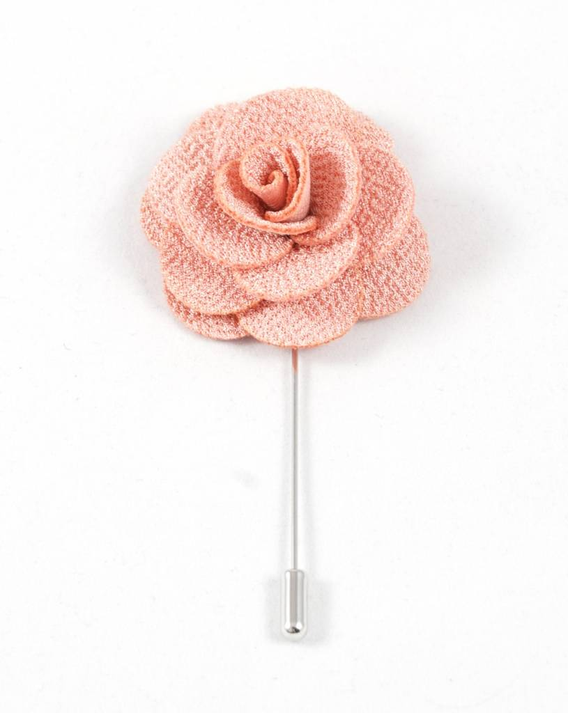 Toffster Boutonniere | Stoff | Rosé