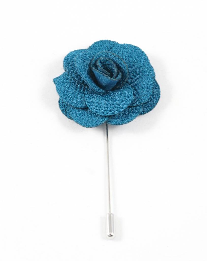 Toffster Boutonniere turquoise