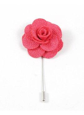 Toffster Boutonniere Pink Blume