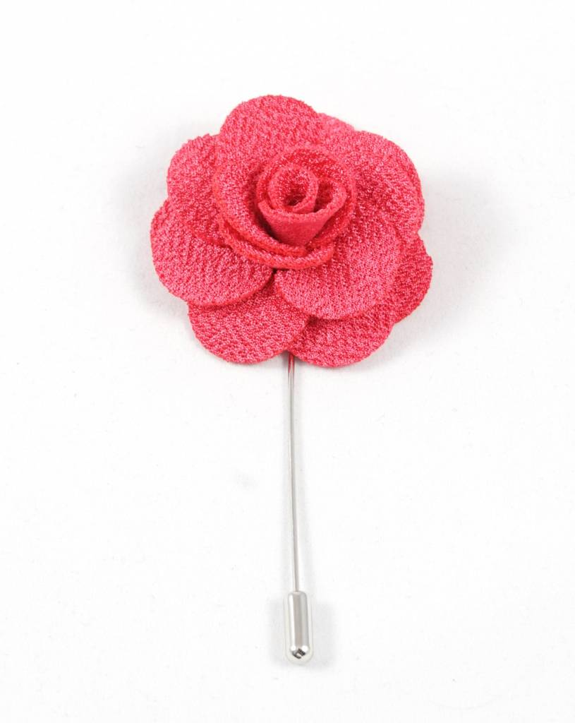 Toffster Boutonniere | Fabric | Pink