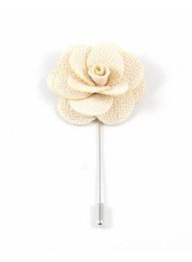 Toffster Boutonniere Cream Blume
