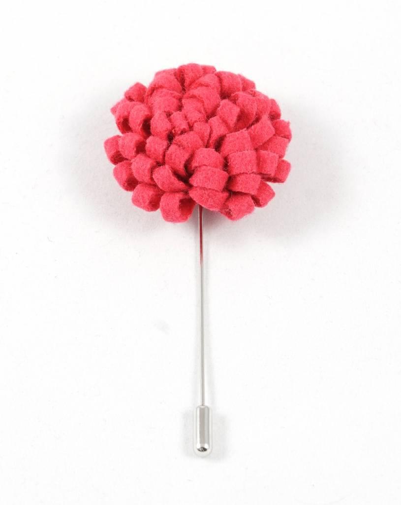 Toffster Boutonniere raspberry