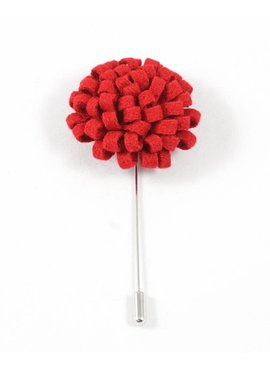 Toffster Boutonniere Rot Kugel