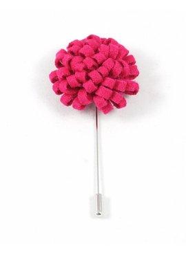 Toffster Boutonniere felt pink